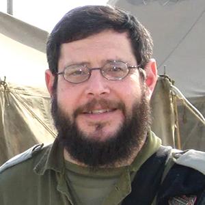 Lt. Col. Rabbi Yedidya Atlas