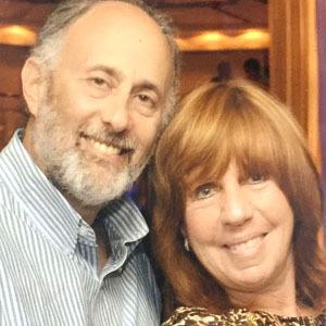 Rabbi Stewart and Susie Weiss